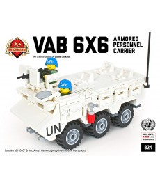 United Nations - VAB 6x6 Armored Personnel Carrier