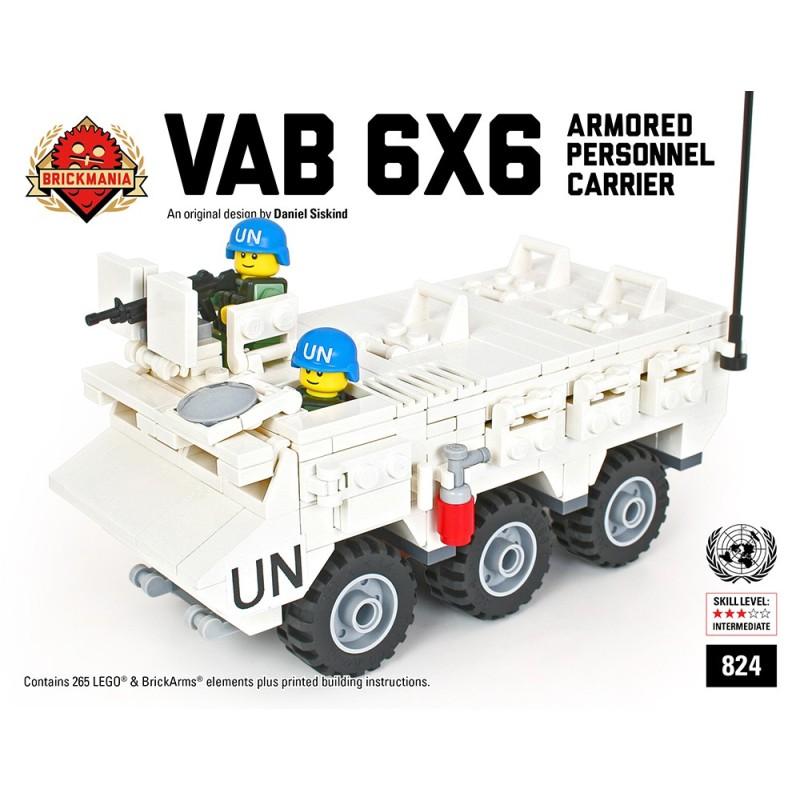 Vereinte Nationen - VAB 6x6 Armored Personnel Carrier