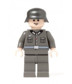 Wehrmacht Soldier - Dark grey
