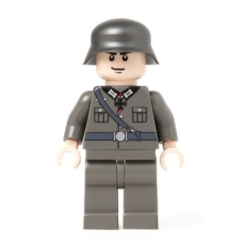 Oberstleutnant - Donker grijs