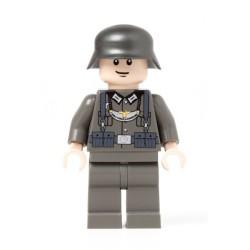 Feldgendarmerie Soldat - Dunkelgrau