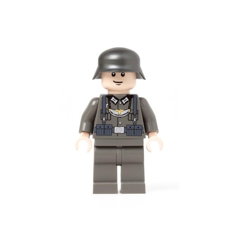 Feldgendarmerie Soldier - Dark grey