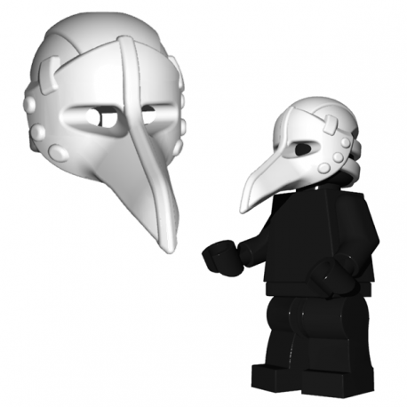 Pest Dokter Masker