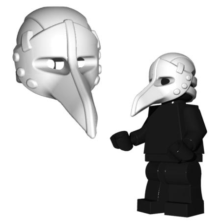 Pest-Doktor-Maske