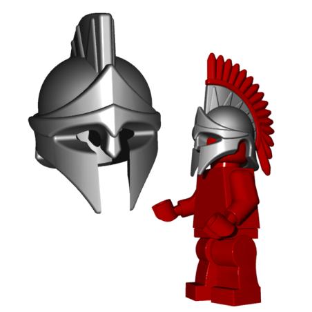 Spartaanse Helm