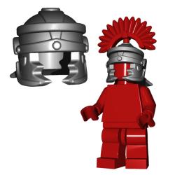 Römischen Helm
