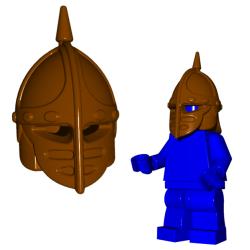 Kruisboogschutter Helm