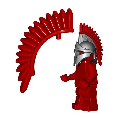 Spartaner Plume