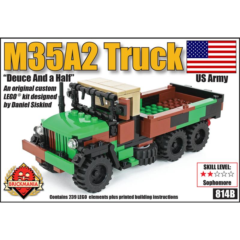 "M35A2 Truck - ""Deuce and a Half"" Truck"