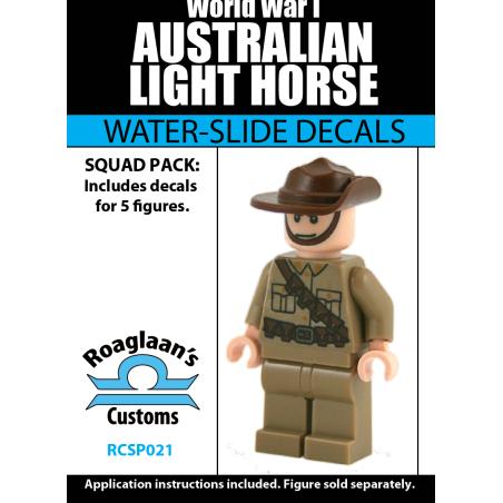 World War I Australia Light Horse
