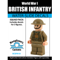 World War I British Infantry