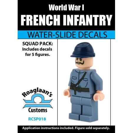 World War I French Infantry