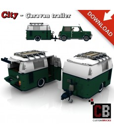Mini Cooper - Caravan - Building instructions