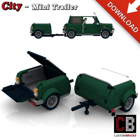 Mini Cooper - Camper - Building instructions