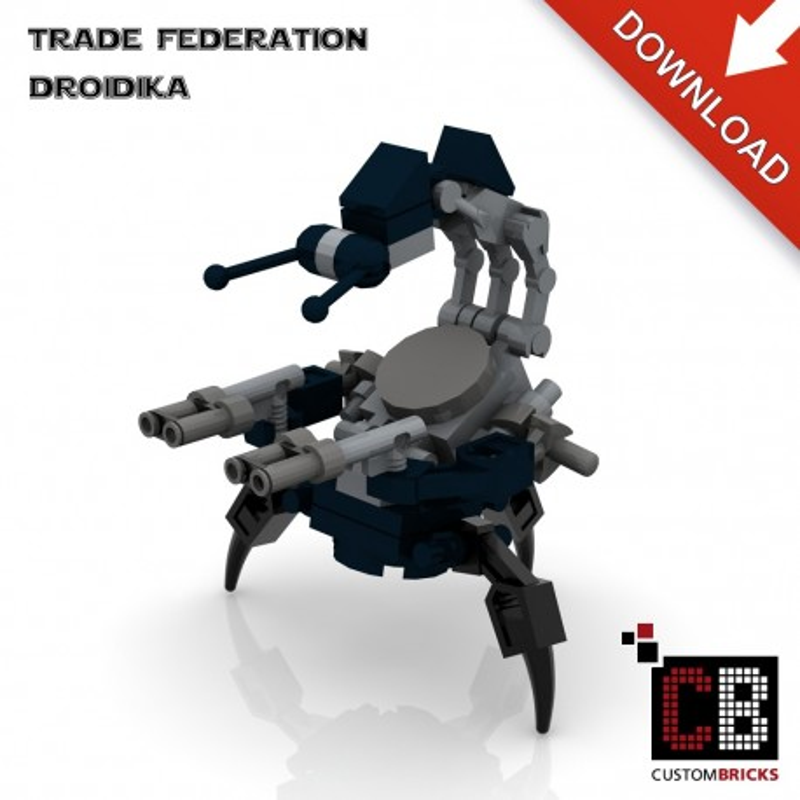 Star Wars Droidika - Bouwinstructies