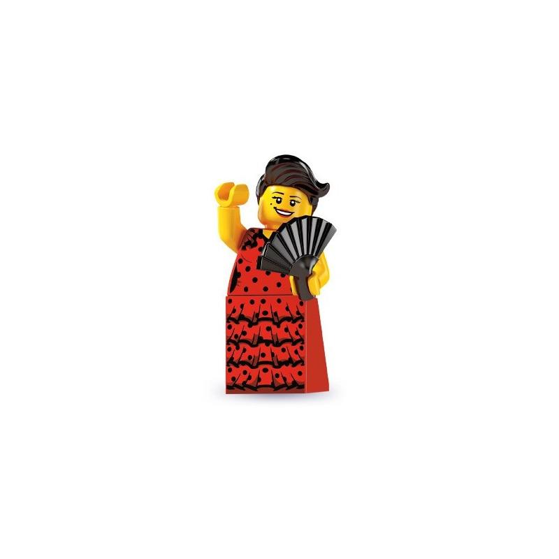 Flamenco Tänzer