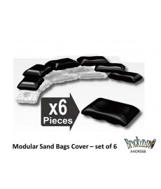 Modular Sand Bags Cover – set of 6