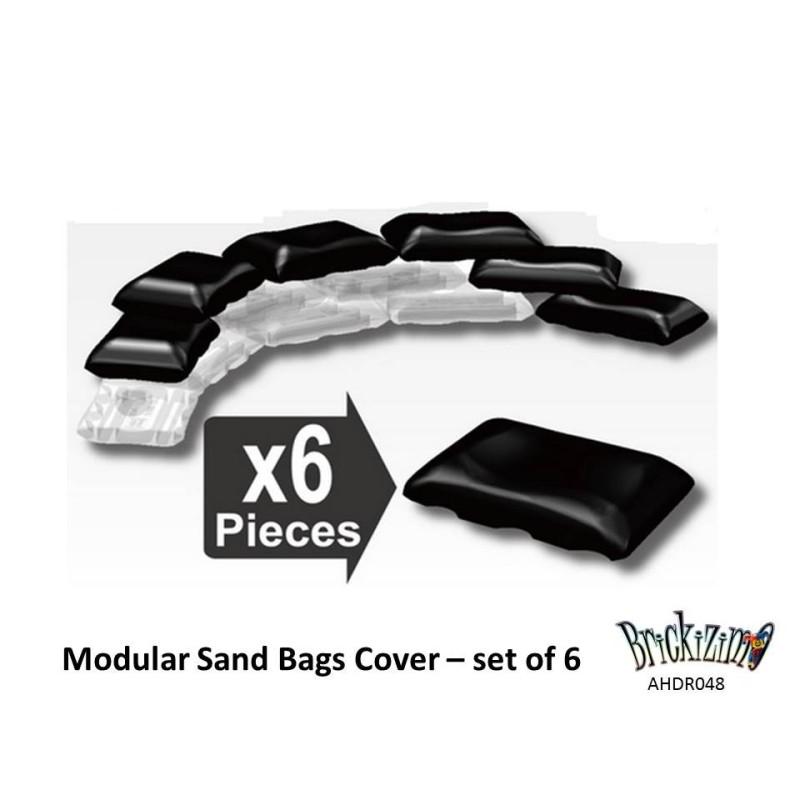 Modulare Sandsäcke Abdeckung - Set von 6