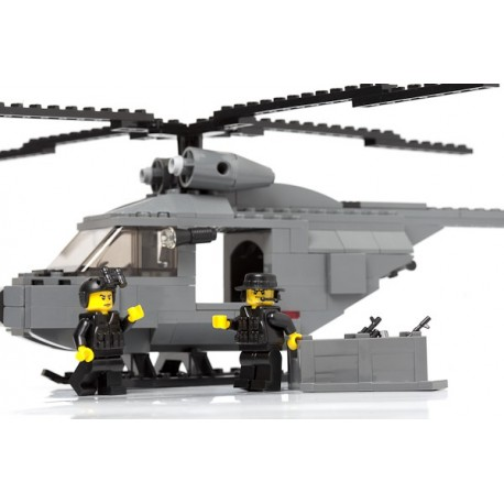 Navy Seals - Helicopter