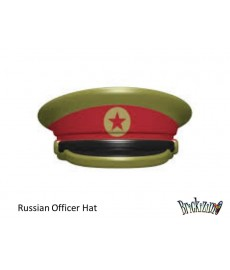 Russian officer hat