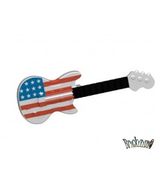Electric Guitar - american flag