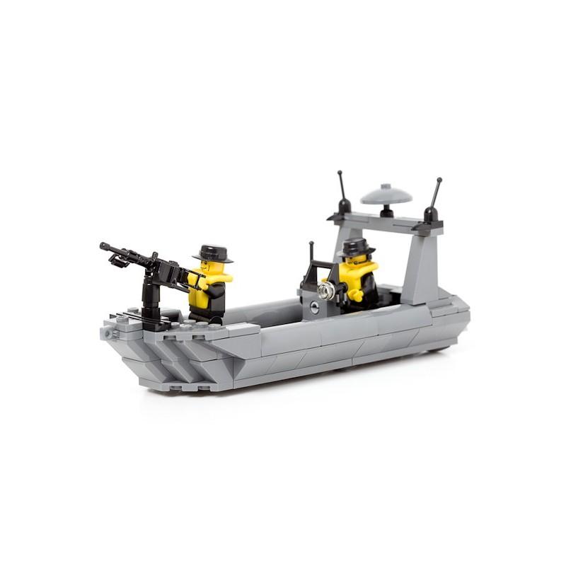RHIB Combat Boat