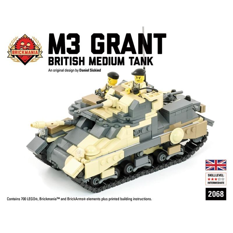 M3 Grant Medium Tank
