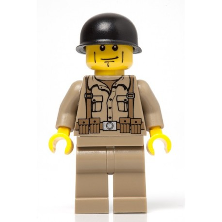 U.S. Airborne Soldier - dark tan