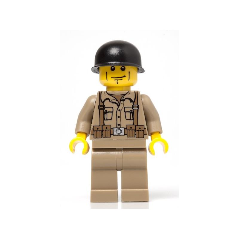 U.S. Airborne - donker bruin