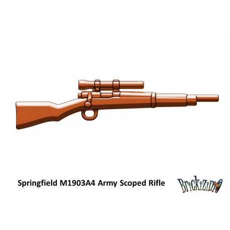 Springfield M1903A4 Scope