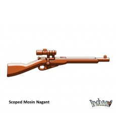 Scoped Mosin Nagant