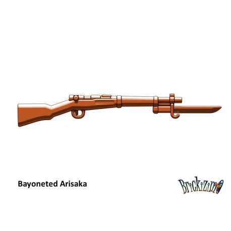 Bayoneted Arisaka