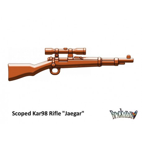 "Kar98 Rifle ""Jaegar"""