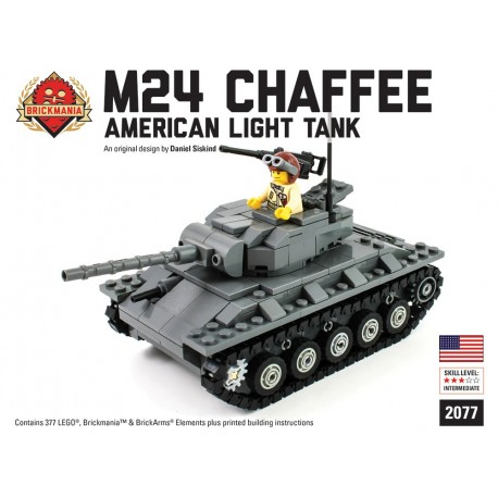 M24 Chaffee Light Tank