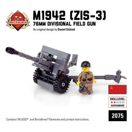 M1942 ZiS-3 76mm Field Gun