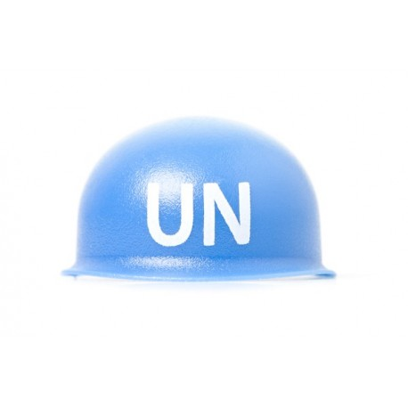 UN Steel pot Helmet