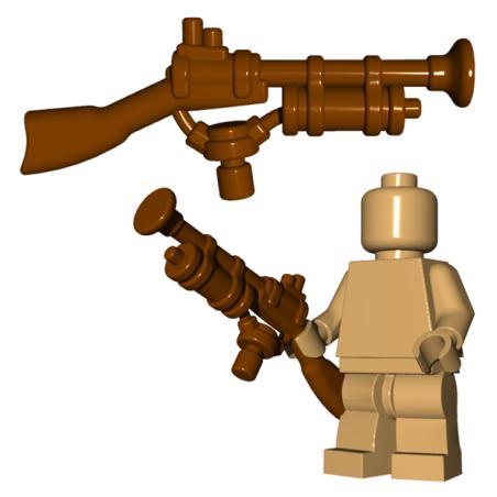 Steampunk Gewehr