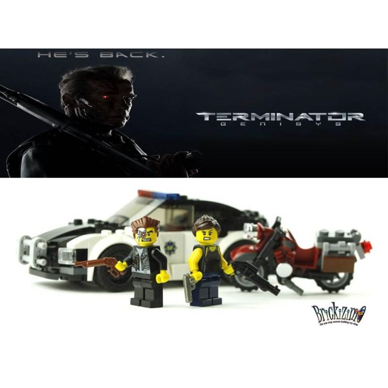 Terminator: Genisys - Human Robot