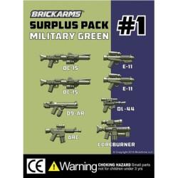 BrickArms Surplus Pack 1