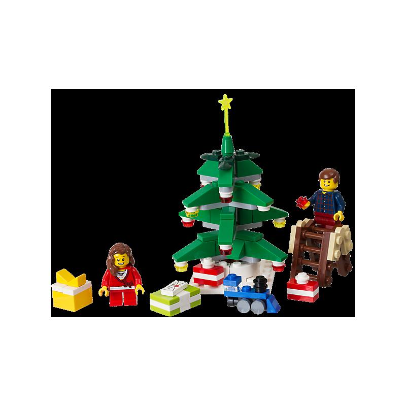LEGO ® Kerstboom optuigen