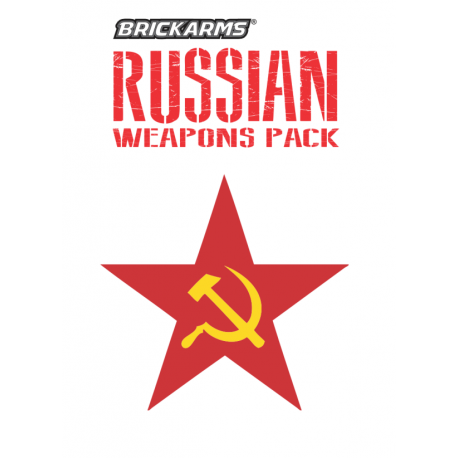 BrickArms Russian Weapons Pack