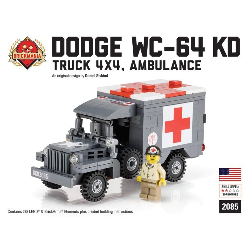 WC-64KD Ambulance