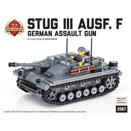 StuG III Ausf F (Sturmgeschütz)
