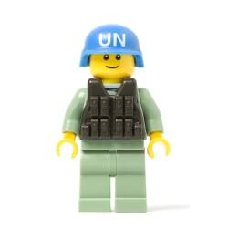 Verenigde Naties Soldaat