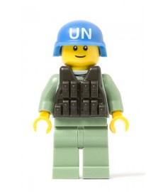 United Nations Soldier (UN)