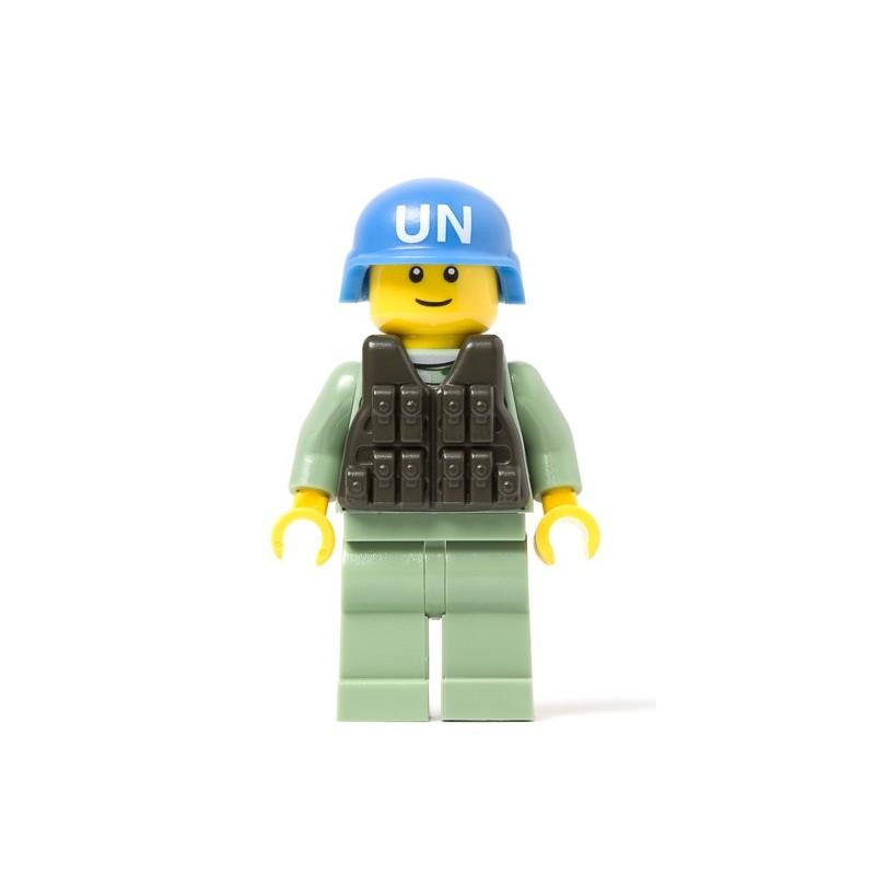 Vereinte Nationen Soldat