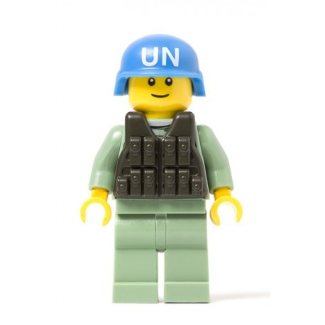 United Nations Soldier