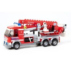 Feuerwehr Hubrettungsfahrzeug