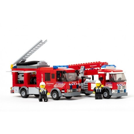 Fire engine set
