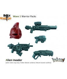Warrior Pack - Alien Invader